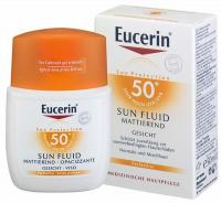 Eucerin Sun Fluid 50+ mattierend 50 ml