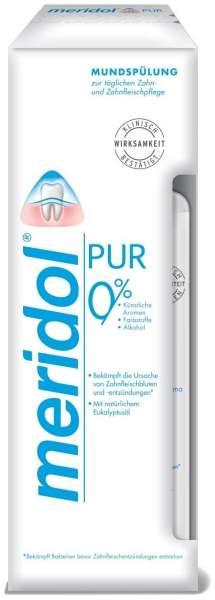 Meridol PUR Mundspülung 400 ml