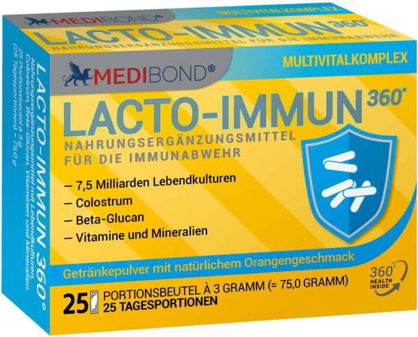 Lacto Immun 360° Medibond 25 Sachets