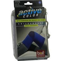 Bort Activecolor Kniebandage XL blau 1 Bandage