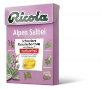 Ricola O.Z. Box Salbei Alpen Bonbons