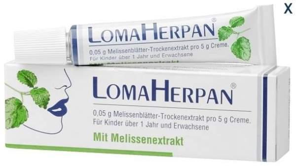 LomaHerpan 5 g Creme
