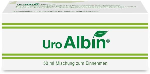 Uro Albin Tropfen zum Einnehmen 50 ml