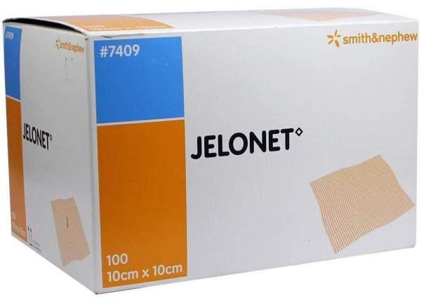 Jelonet Paraffingaze 10 X 10 cm Steril 100 Wundgaze