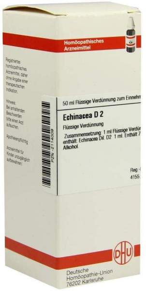 Echinacea D2 50 ml Dilution