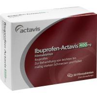 Ibuprofen Actavis 400 mg Filmtabletten