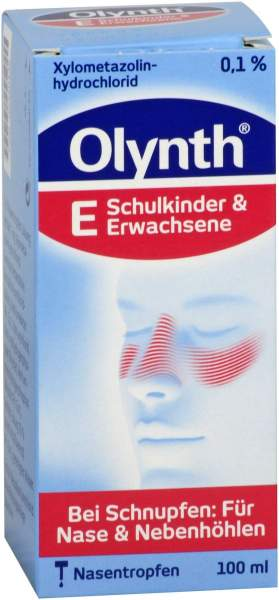 Olynth 0,1% 100 ml Nasentropfen