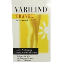 Varilind Travel Kniestrümpfe Bw L Schwarz