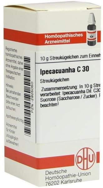 Ipecacuanha C 30 10 G Globuli