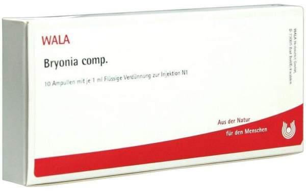 Bryonia Comp. Ampullen