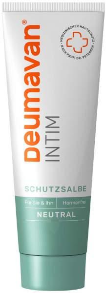 Deumavan Schutzsalbe neutral Tube 125 ml