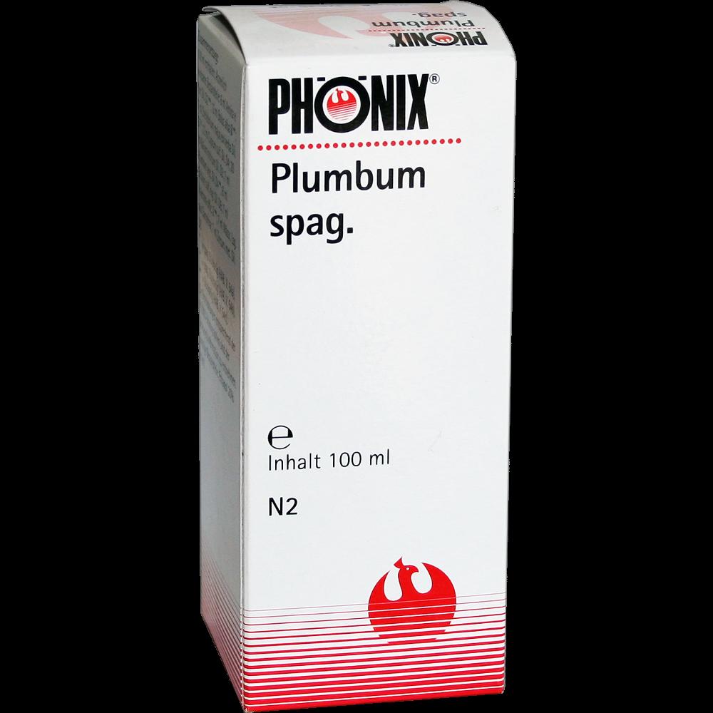 Phönix Plumbum Spag 100ml Tropfen