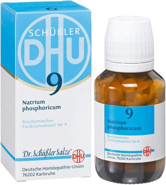 Biochemie Dhu 9 Natrium Phosphoricum D12 420 Tabletten