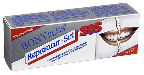 Bonyplus Zahnprothesen Reparatur Set 1 Stück