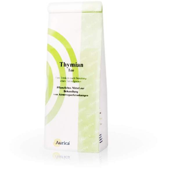 Aurica Thymiankraut 50 G Tee