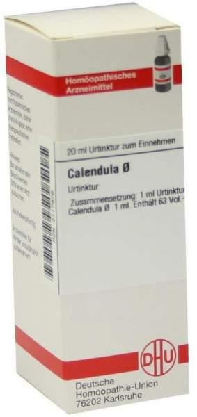 Calendula Urtinktur 20 ml Dilution
