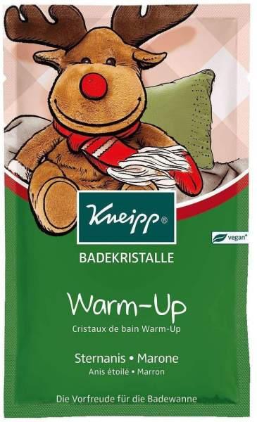 Kneipp Badekristalle Warm Up 60 g Salz