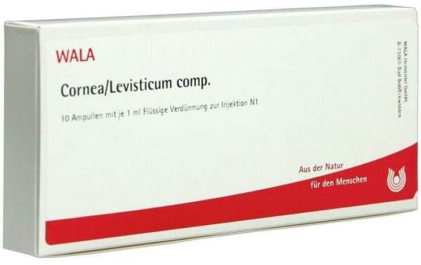 Cornea Levisticum Comp. Ampullen