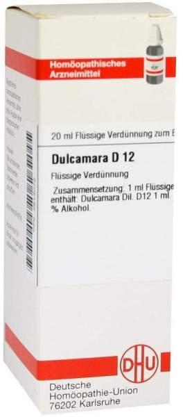 Dhu Dulcamara D12 Dilution
