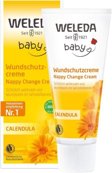 Weleda Calendula Wundschutzcreme 75 ml