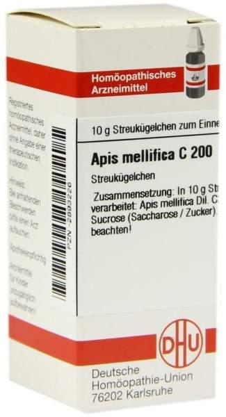 Apis Mellifica C 200 Globuli