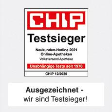 Testsieger Neukunden - Hotlines-Test 2020: Online-Apotheken