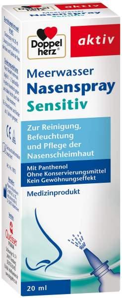 Doppelherz Meerwasser 20 ml Nasenspray mit Panthenol