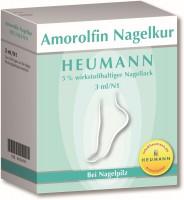 Amorolfin Nagelkur Heumann 3 ml Lösung
