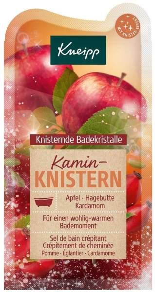 Kneipp Knisternde Badekristalle Kaminknistern - Apfel, Hagebutte &...
