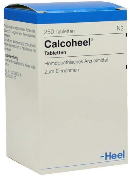 Calcoheel Tabletten 250 Tabletten