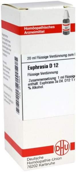 Euphrasia D 12 Dilution