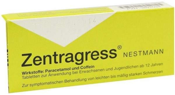 Zentragress Nestmann Tabletten 20 Tabletten