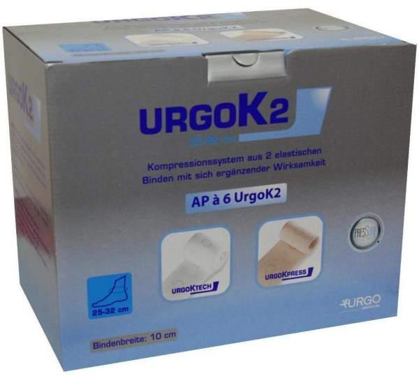 Urgok2 Kompressionssystem Knöchelumfang 25 - 32 cm 10 cm Breite...