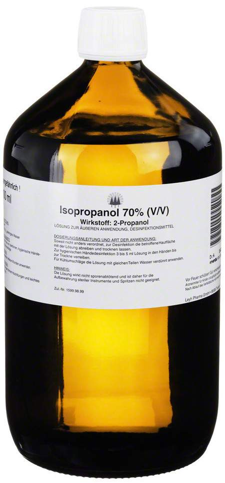 isopropanol 70 1000 ml l sung kaufen volksversand versandapotheke. Black Bedroom Furniture Sets. Home Design Ideas