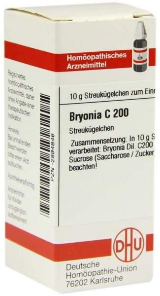 Bryonia C200 10 G Globuli