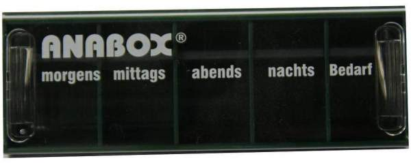 Anabox 1 Tagesbox Grün
