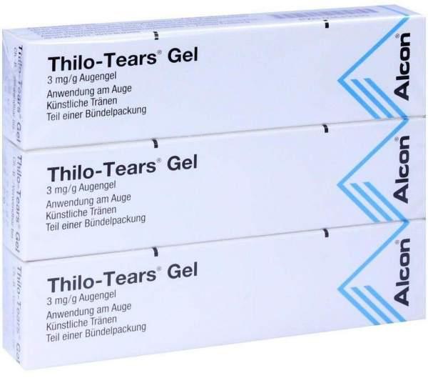 Thilo Tears 3 X 10 G Augengel