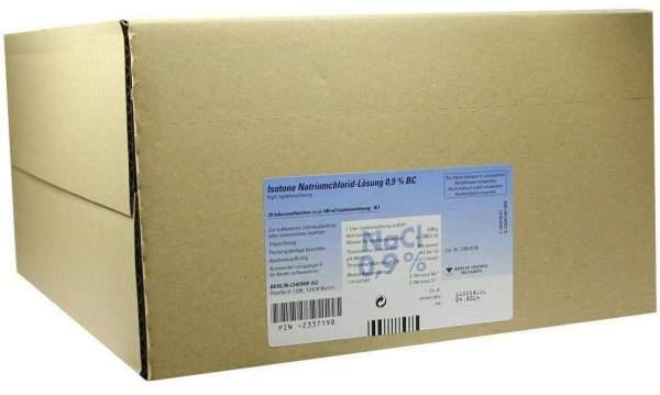 Isotone Natriumchlorid Lösung 0,9 % Bc Injektionslösung 20 X...