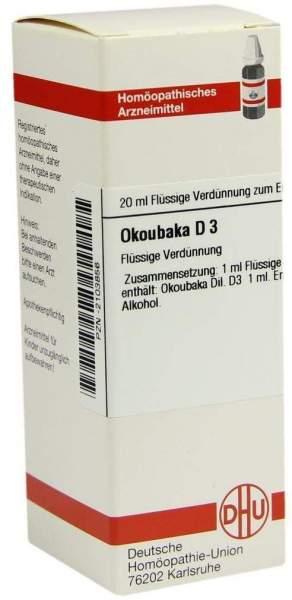Okoubaka D3 20 ml Dilution