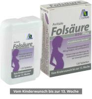 FOLSÄURE 800 Plus B12+Jod Tabletten