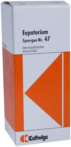 Synergon 47 Eupatorium Tropfen