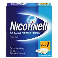 Nicotinell 52,5 mg 24 Stunden Pflaster 21 Pflaster