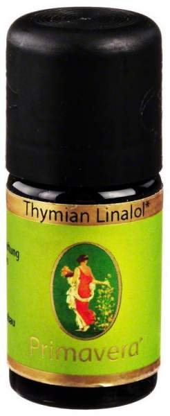 Thymian Öl Linalol Kba Ätherisch 5 ml