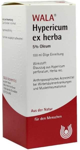 Hypericum Ex Herba 5% Oleum 100 ml