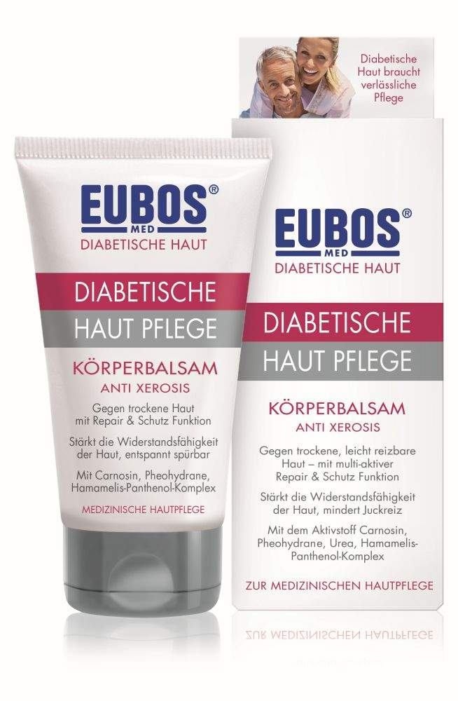Eubos Diabetische Haut Körperbalsam 150 ml Lotion