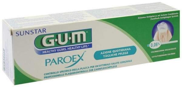 Gum Paroex 0,06% CHX Zahnpasta 75 ml
