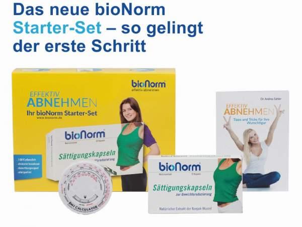 Bionorm 30 Sättigungskapseln Starterset