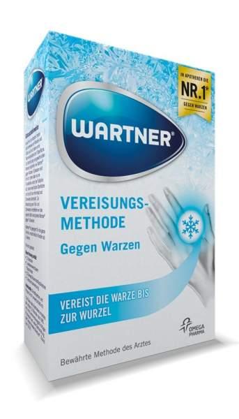 Wartner Warzenentferner 50ml Spray