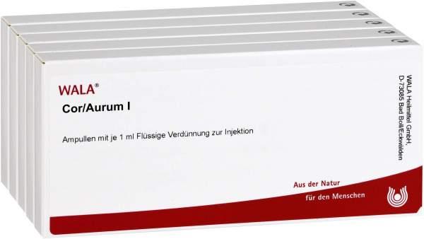 Cor Aurum I Ampullen 50 X 1 ml