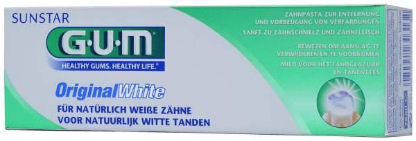 Gum Original White Zahnpasta 75 ml Zahnpasta